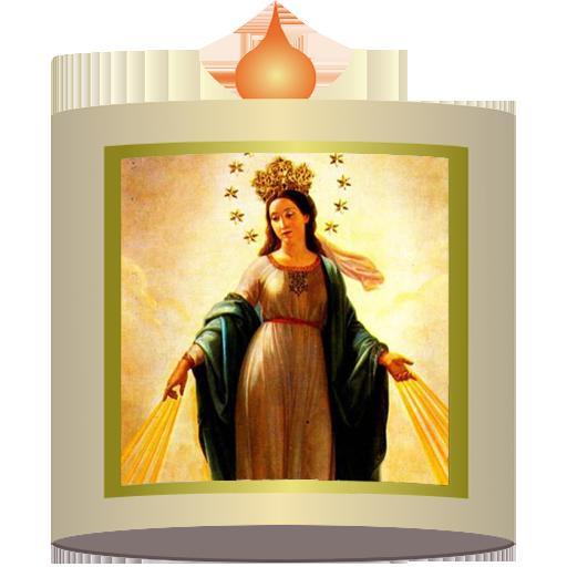 Virgen de la Medalla Free