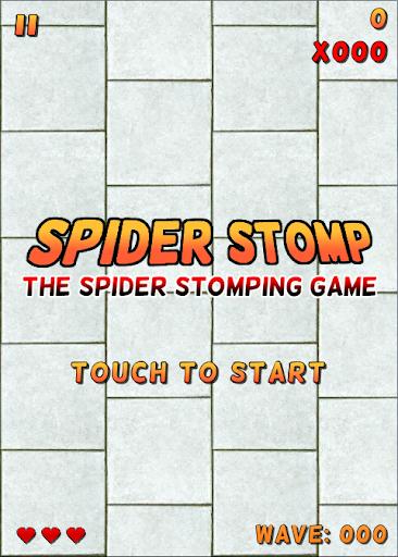 街機必備APP下載|Spider Stomp 好玩app不花錢|綠色工廠好玩App