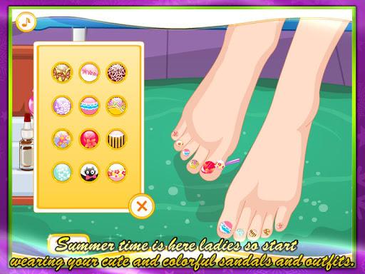 玩休閒App|足部水疗-修脚美甲艺术沙龙免費|APP試玩