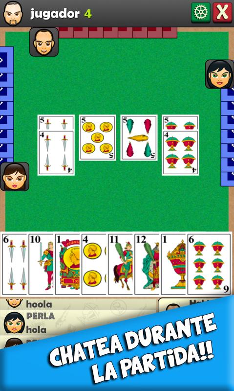 CiNQuiLLo - screenshot