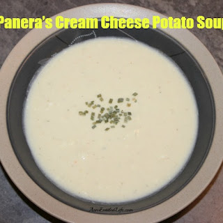 Panera's Cream Cheese Potato Soup