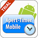 Xpert-Timer Time Tracker Trial icon