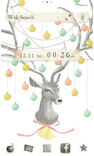 Christmas Reindeer for[+]HOME