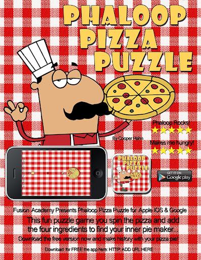 Phaloop Pizza Puzzle