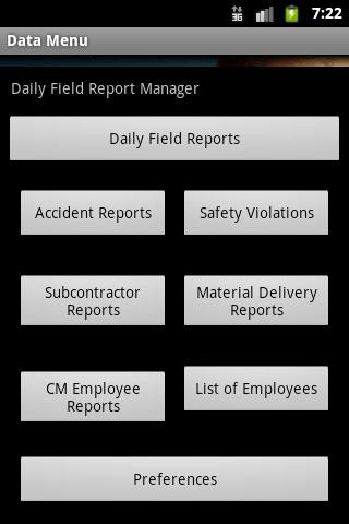 Field Report Free