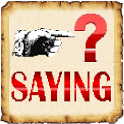 Saying Cheat icon