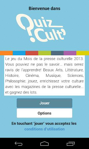 QuizCult'