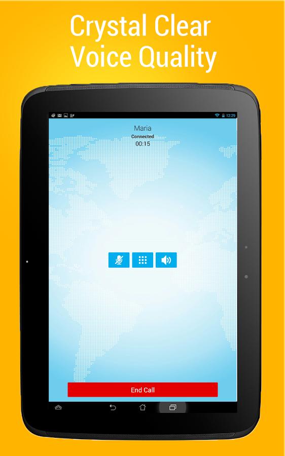 AVT Mobile International Calls - screenshot