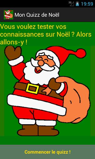Mon Quiz de Noël