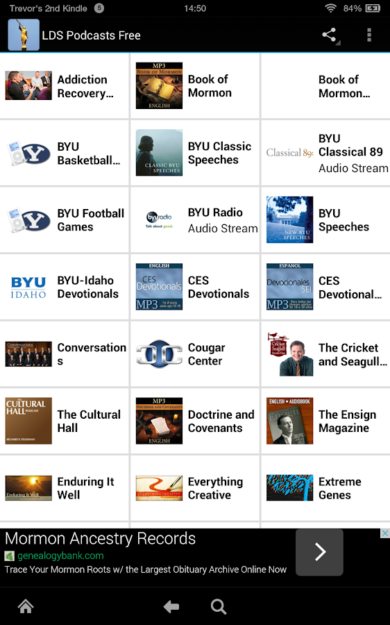 LDS Podcasts Free- screenshot