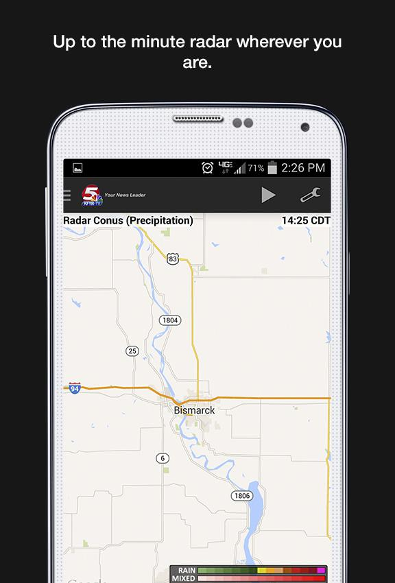 KFYR-TV Mobile News- screenshot