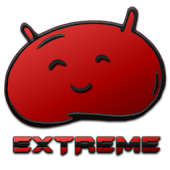 Jelly Bean Extreme Red CM11