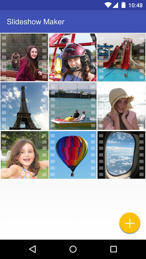 Screenshots of Slideshow Maker for iPhone