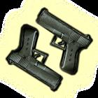 Tiro de pistola icon