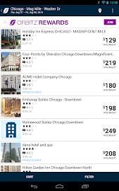 Orbitz - Flights, Hotels, Cars Screenshot 13