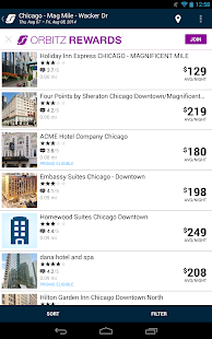 Orbitz - Flights, Hotels, Cars Screenshot 13