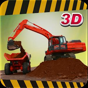 Heavy Excavator Simulator Cran for PC and MAC