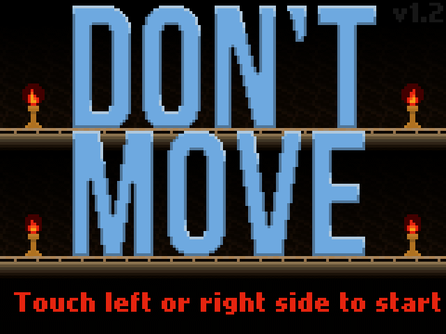 Don't Move- screenshot