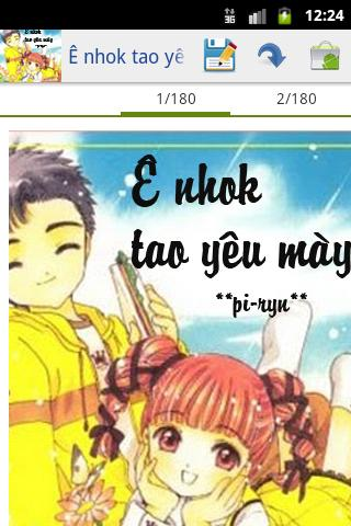 E nhok tao yeu may (full) - screenshot
