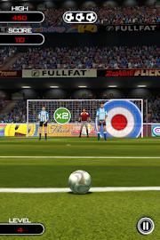 Flick Soccer! Screenshot 15