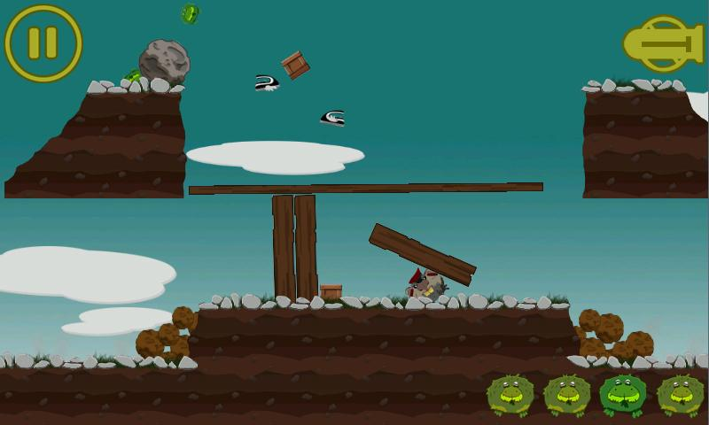 Battle Frogging Free - screenshot