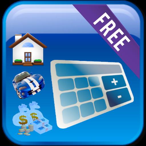 Home Loan Calculator LOGO-APP點子
