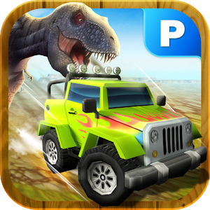 Jurassic Parking World 3D for PC and MAC