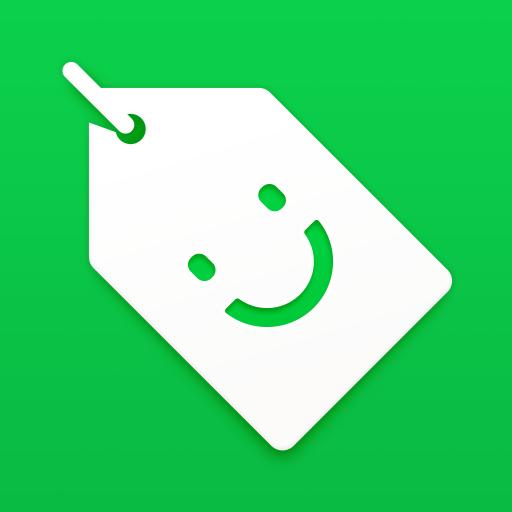 LINE Stickers 社交 App LOGO-硬是要APP