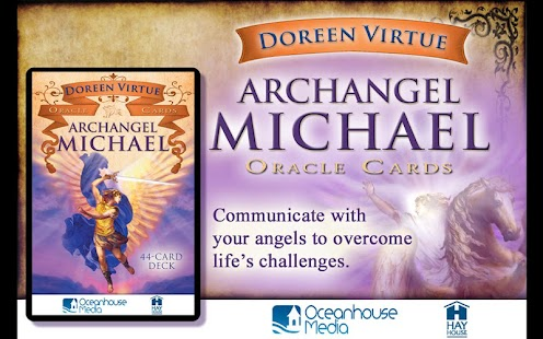 Archangel Michael Oracle Cards - screenshot thumbnail