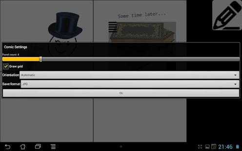 12 Comic Creator App screenshot