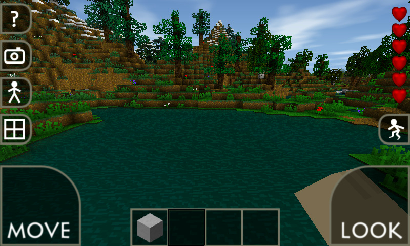 Survivalcraft Demo - screenshot