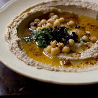 Hummus en Fuego