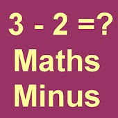 Kids Maths Minus Elementary
