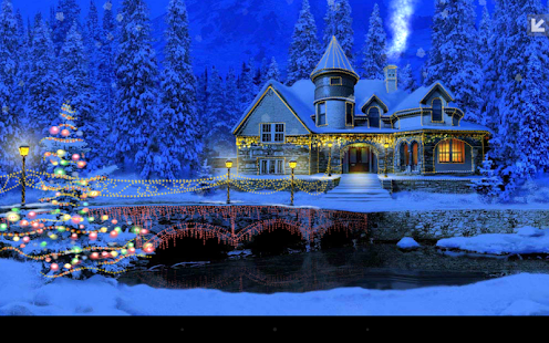 3D Christmas Cottage - screenshot thumbnail