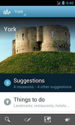 York Travel Guide by Triposo