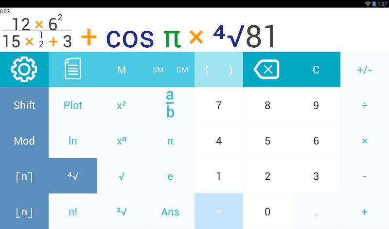 King Calculator Screenshot 10