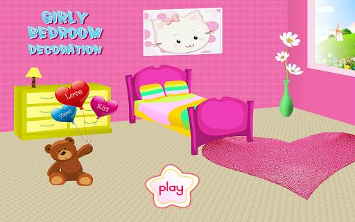 Bedroom Decor - Girls Games