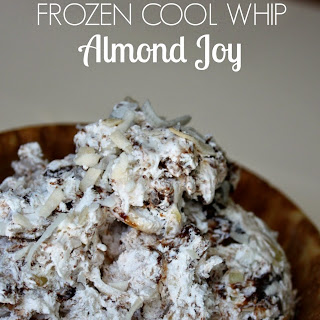 Frozen Cool Whip.