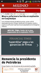 Milenio - screenshot thumbnail