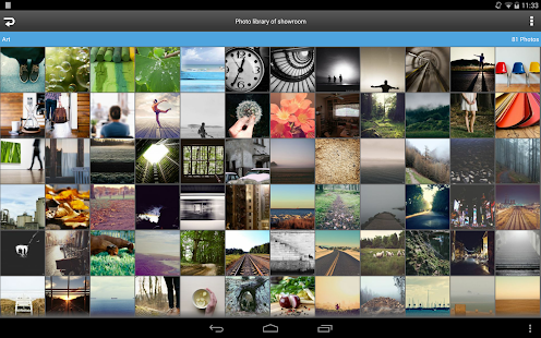 Joomeo - photos sharing- screenshot thumbnail