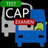 TEST CAP OFFLINE