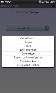 Belbin Employees- screenshot thumbnail