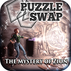 PuzzleSwap - Mystery of Zion 解謎 App Store-癮科技App