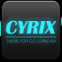 Cyrix GO LauncherEX Theme 1.0