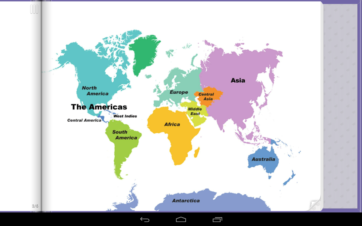 Geography for Kids - Pangea - Android Apps on Google Play