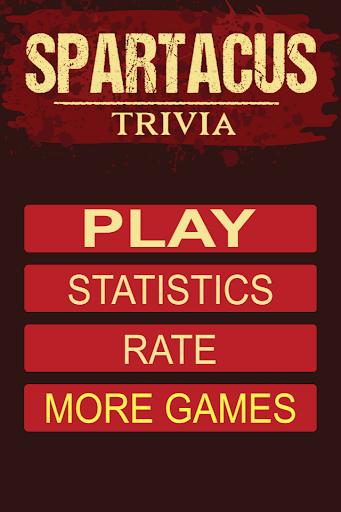 Trivia for Spartacus