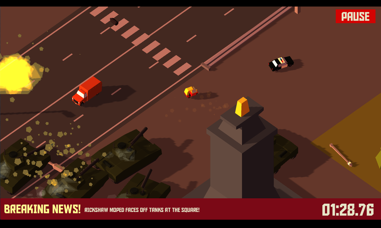 Pako - Car Chase Simulator screenshot #14