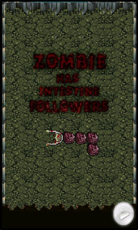 Zombie Cave (SNAKE)- screenshot
