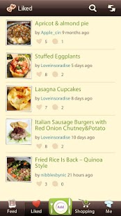 CookWizMe: Share Your Recipes! - screenshot thumbnail