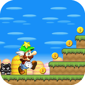 لعبة شبيهة ماريو Gino´s World e2BdLoPJzXmYmjUfUF44